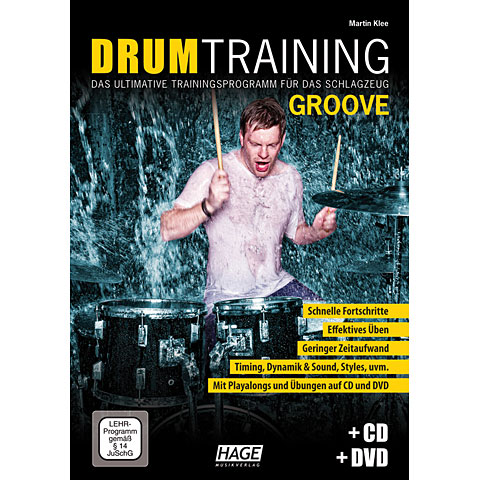Hage Drum Training Groove
