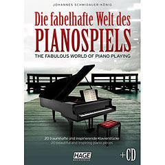 Hage Die fabelhafte Welt des Pianospiels « Notenbuch
