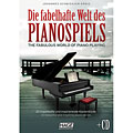 Libro di spartiti Hage Die fabelhafte Welt des Pianospiels