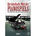 Libro de partituras Hage Die fabelhafte Welt des Pianospiels
