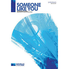 Novello Someone Like You « Notas para coros