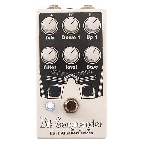 Pedal guitarra eléctrica EarthQuaker Devices Bit Commander