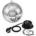 Ντισκομπάλα Eurolite Mirror Ball Set 20cm, Φωτιστικά Εφέ, Φώτα / εξοπλισμός σκηνικών