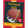 Libro de partituras Holzschuh Jede Menge Flötentöne Vorhang auf! Bd.2