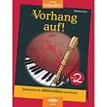 Libro di spartiti Holzschuh Jede Menge Flötentöne Vorhang auf! Bd.2
