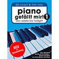 Μυσικές σημειώσεις Bosworth Piano gefällt mir! (Spiralbindung)