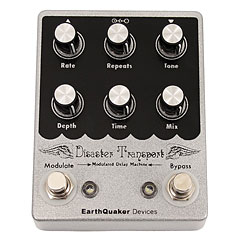EarthQuaker Devices Disaster Transport « Pedal guitarra eléctrica