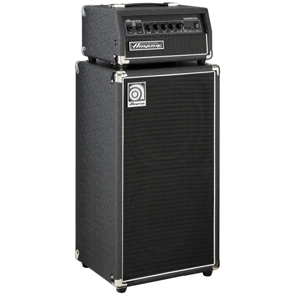 Ampeg classic micro cl bass stack for Classic house bass