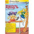 Play-Along Schott Flöten-Hits für coole Kids Megastarke Popsongs 10