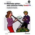 Instructional Book Schott Klarinette spielen - mein schönstes Hobby Bd.3, Wind Instruments