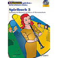 Music Notes Schott Klarinette spielen - mein schönstes Hobby Spielbuch 3