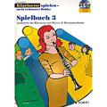 Recueil de Partitions Schott Klarinette spielen - mein schönstes Hobby Spielbuch 3
