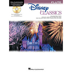 Hal Leonard Disney Classics for Flute « Play-Along