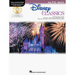 Hal Leonard Disney Classics for Alto Sax « Play-Along
