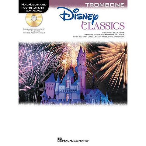 Play-Along Hal Leonard Disney Classics for Trombone