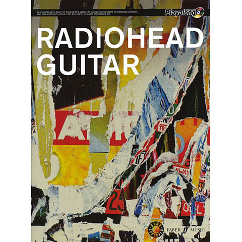 Faber Music Radiohead for Guitar