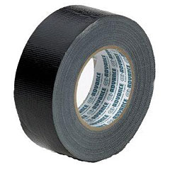 Advance Gaffa AT170 black « Adhesive Tape