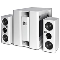 LD Systems DAVE-8XSW « Active PA-Speakers