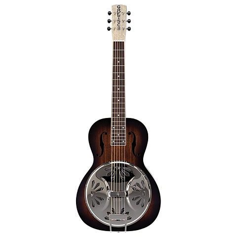 Resonatorgitarre Gretsch Guitars G9230 Bobtail Squareneck
