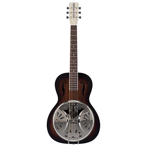 Dobro/Resonator Gretsch Guitars G9220 Bobtail Roundneck