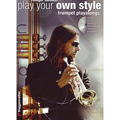 Voggenreiter Play Your Own Style « Libro de partituras