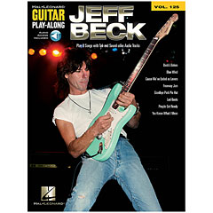 Hal Leonard Guitar Play-Along Vol.125 - Jeff Beck « Play-Along
