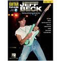 Play-Along Hal Leonard Guitar Play-Along Vol.125 - Jeff Beck