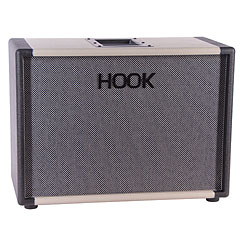 "Hook 1x12"" Oval Back « Pantalla guitarra eléctrica"