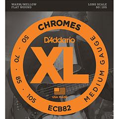 D'Addario ECB82 Chromes .050-105 « Set di corde per basso elettrico