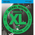 D'Addario EXL220S Nickel Wound .040-095 « Electric Bass Strings