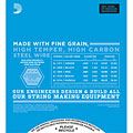Cuerdas bajo eléctrico D'Addario EXL170-5SL Nickel Wound .045-130