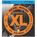 Corde basse électrique D'Addario EXL160SL Nickel Wound .050-105