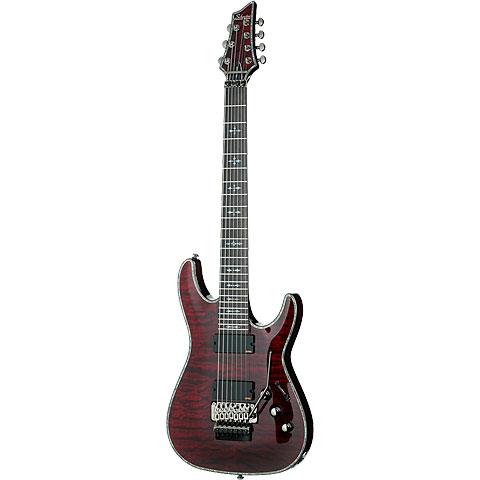 Schecter Hellraiser C-7 FR BCH « E-Gitarre
