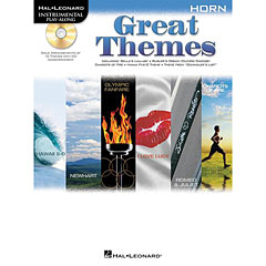 Hal Leonard Great Themes for Horn « Play-Along