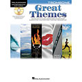 Play-Along Hal Leonard Great Themes for Trombone