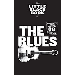 Music Sales The Little Black Book of The Blues « Recueil de morceaux