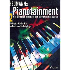 Schott Heumanns Pianotainment 2 « Notenbuch
