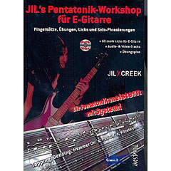Tunesday Jil's Pentatonik-Workshop für E-Gitarre « Manuel pédagogique