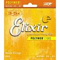 Strings Elixir Polyweb Banjo Medium .010-023