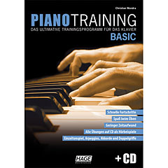 Hage Piano Training Basic « Manuel pédagogique