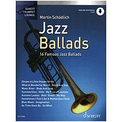 Schott Trumpet Lounge - Jazz Ballads « Bladmuziek
