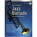 Libro de partituras Schott Trumpet Lounge - Jazz Ballads
