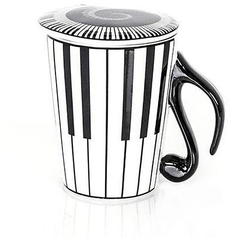 Music Sales Keramikbecher Keyboard Mug