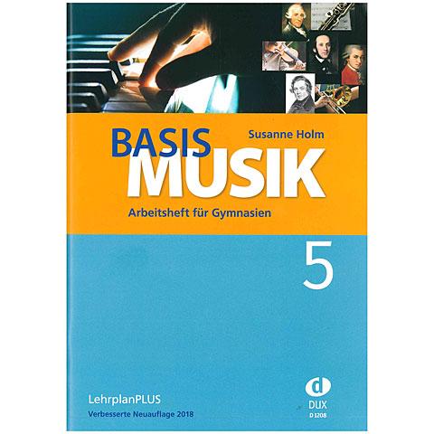 Dux Basis Musik 5 - Arbeitsheft für Gymnasien