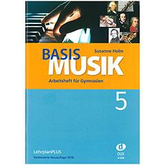 Dux Basis Musik 5 - Arbeitsheft für Gymnasien « Teoria musical