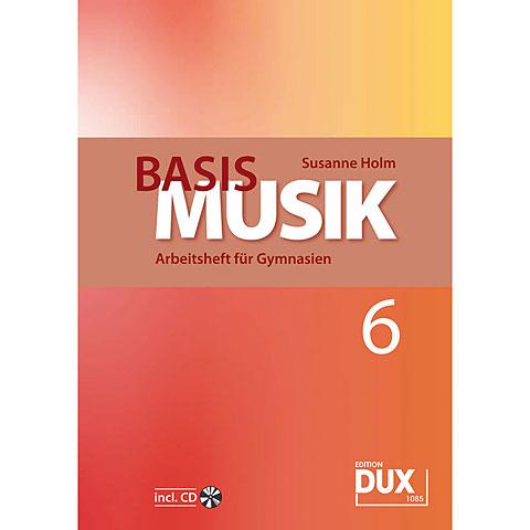 Dux Basis Musik 6 - Arbeitsheft für Gymnasien