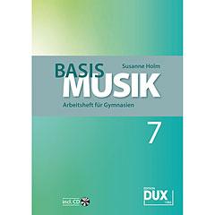 Dux Basis Musik 7 - Arbeitsheft für Gymnasien « Teoria musical