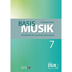 Dux Basis Musik 7 - Arbeitsheft für musische Gymnasien « Teoria musical