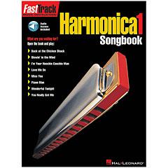 Hal Leonard Fast Track Harmonica Sonngbook 1