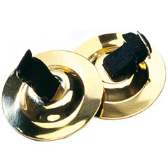 Sonor Brass Finger Cymbals Pair